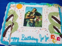 JoJo's birthday cake