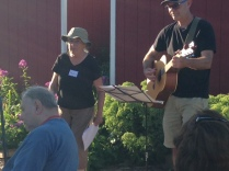 Gardensong Singalong with Phyllis Noble & Peter Leidy