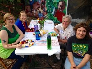 Kenna, Mimi, Pat & Laura